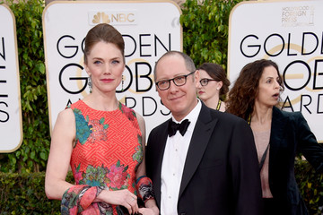 James Spader Arrivals at the Golden Globe Awards — Part 2
