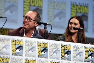 "James Spader Marvel's Hall H Panel For ""Avengers: Age Of Ultron"""