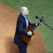 James Taylor World Series - Los Angeles Dodgers vs. Boston Red Sox - Game One