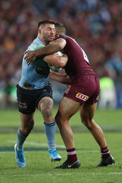 State Of Origin - NSW Vs. QLD: Game 3