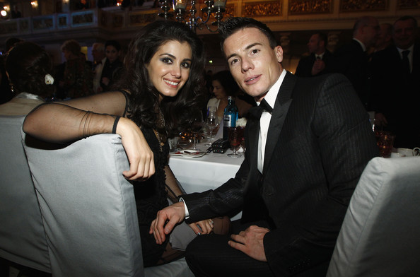 James Toseland And Katie Melua Photos Photostream Pictures Cinema For Peace Gala 2017 Inside Ceremony