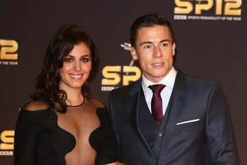 James Toseland Katie Melua Bbc Sports Personality Of The Year Arrivals