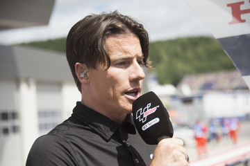 James Toseland MotoGp of Austria - Qualifying