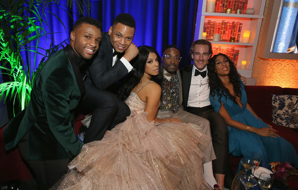 FOX, FX And Hulu 2019 Golden Globe Awards After Party - Red Carpet