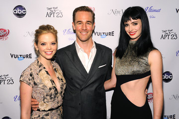 """James Van Der Beek Krysten Ritter Premiere Party For """"Don't Trust The B---- In Apt 23"""" Hosted By New York Magazine And Vulture"""