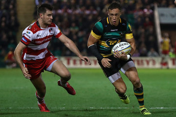 James Wilson Northampton Saints v Gloucester Rugby - Aviva Premiership