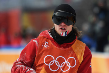 James Woods Freestyle Skiing - Winter Olympics Day 9