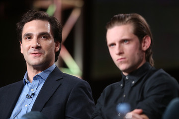 Jamie Bell 2014 Winter TCA Tour - Day 3