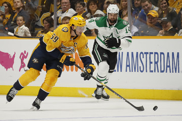 Jamie Benn Dallas Stars vs. Nashville Predators - Game Two