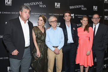 Jamie Blackley The Cinema Society With FIJI Water and Metropolitan Capital Bank Host a Screening of Sony Pictures Classics' 'Irrational Man'