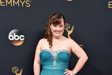Jamie Brewer 68th Annual Primetime Emmy Awards - Arrivals