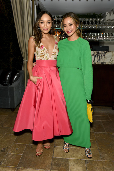 Entertainment Weekly Celebrates Screen Actors Guild Award Nominees At Chateau Marmont Sponsored By L'Oréal Paris, Cadillac, And PopSockets - Inside