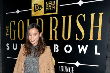 Jamie Chung New Era Style Lounge - Friday February 5, 2016
