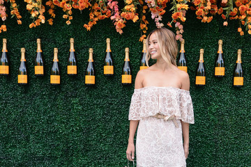Jamie Chung The Tenth Annual Veuve Clicquot Polo Classic - Arrivals