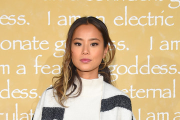 Jamie Chung Alice + Olivia By Stacey Bendet - Arrivals - Spring 2016 New York Fashion Week: The Shows