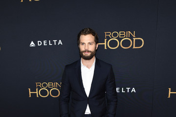 Jamie Dornan 'Robin Hood' New York Screening