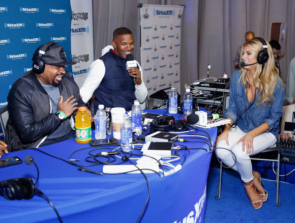 SiriusXM at Super Bowl XLIX Radio Row