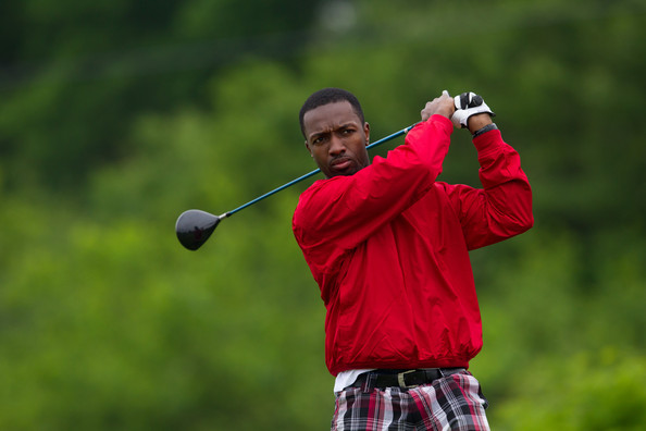 Jamie Hector Jamie Hector participates in the IZOD Celebrity Invitational golf tournament on May 28, 2011 in Indianapolis, Indiana.