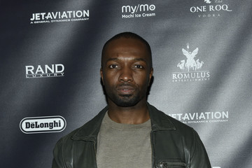 Jamie Hector Reception For 'GULLY' Featuring Travis Scott During The Tribeca Film Festival