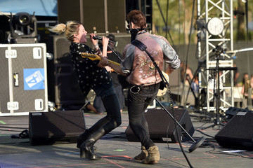 Jamie Hince 2016 Coachella Valley Music and Arts Festival - Weekend 2 - Day 1
