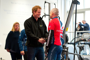Jamie Hull Start of Invictus Games Selection Process