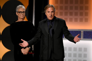 Jamie Lee Curtis Don Johnson AARP The Magazine's 19th Annual Movies For Grownups Awards - Show