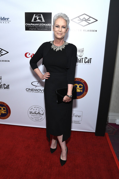 The Society of Camera Operators Lifetime Achievement Awards 2020 - Arrivals