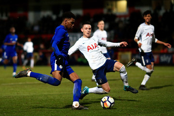 Jamie Reynolds Tottenham Hotspur v Chelsea - FA Youth Cup