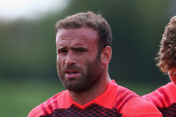 Jamie Roberts Harlequins Tour to Germany