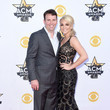 Jamie Watson 50th Academy Of Country Music Awards - Arrivals