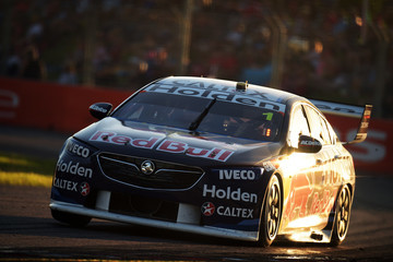 Jamie Whincup Supercars Townsville 400