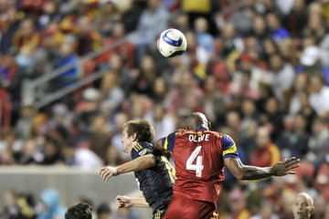 Jamison Olave Philadelphia Union v Real Salt Lake