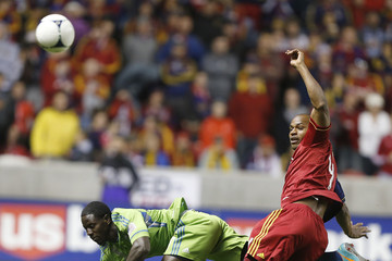 Jamison Olave Seattle Sounders v Real Salt Lake - Western Conference Semifinals