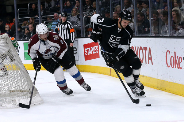 Colorado Avalanche v Los Angeles Kings []