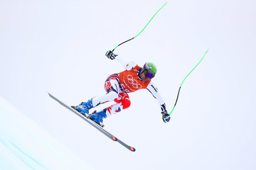Jan Hudec Alpine Skiing - Winter Olympics Day 0