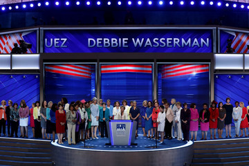 Jan Schakowsky Democratic National Convention: Day Two