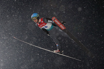 Jan Schmid FIS Nordic Combined World Cup Presented by Viessmann  - Test Event for Pyeongchang 2018 Olympic Winter Games - Day 2