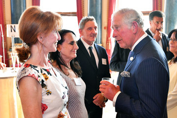 Jane Asher Prince Charles Hosts Reception For Age UK