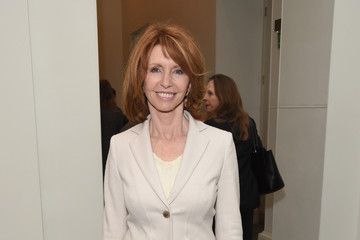 Jane Asher Launch of Saatchi Gallery First All Female Show