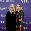 Jane Campion 59th New York Film Festival - The Power Of The Dog - Red Carpet