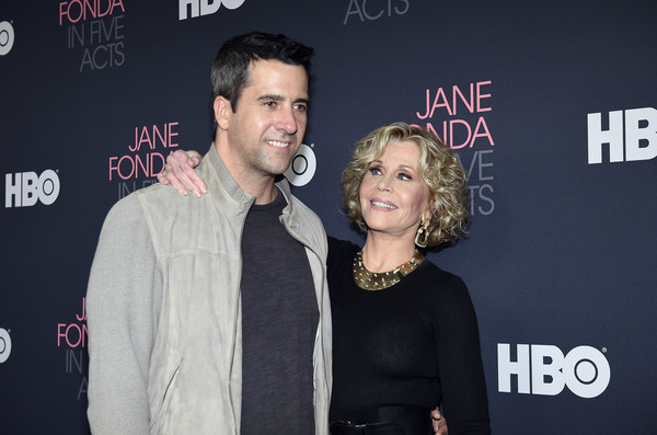 Premiere Of HBO's 'Jane Fonda In Five Acts' - Arrivals