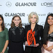 Jane Fonda 2019 Glamour Women Of The Year Awards - Backstage