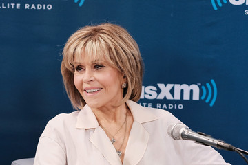 Jane Fonda Actresses Jane Fonda and Lily Tomlin Talk With SiriusXM Host Craig Ferguson About The New Season of Their Netflix Comedy 'Grace & Frankie' During a SiriusXM 'Town Hall'