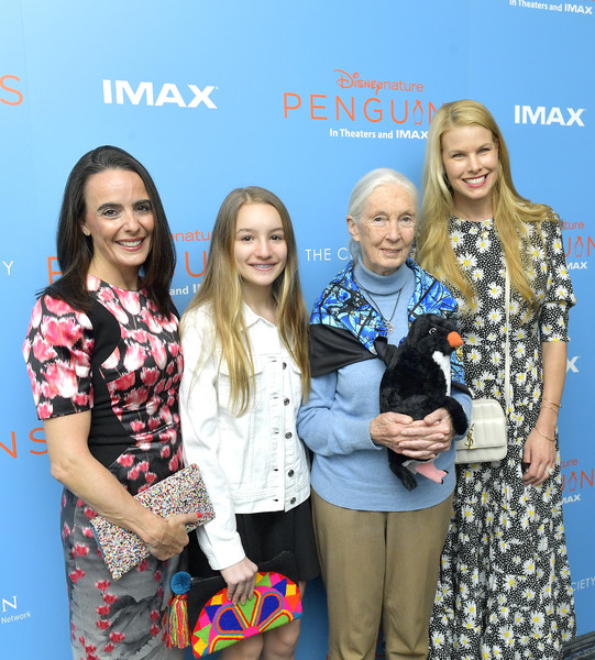Jane Goodall and Beth Ostrosky Stern Photos - 1 of 1