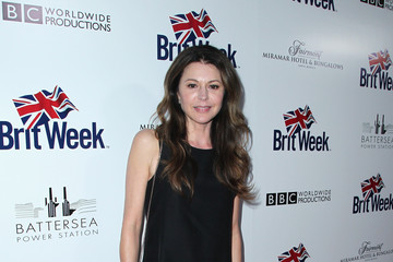Jane Leeves 9th Annual BritWeek Red Carpet Launch - Red Carpet