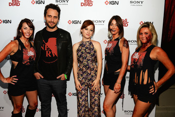 Jane Levy 'Evil Dead' Fan Party at Comic-Con