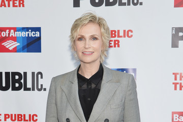 Jane Lynch Arrivals at the 'One Thrilling Combination' Celebration