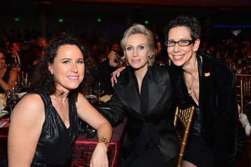 """Jane Lynch Lara Embry """"Trevor Live"""" Honoring Katy Perry And Audi Of America For The Trevor Project - Dinner"""