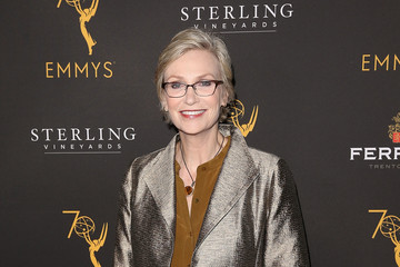 Jane Lynch 70th Emmy Awards Nominees  Reception For Outstanding Casting Directors