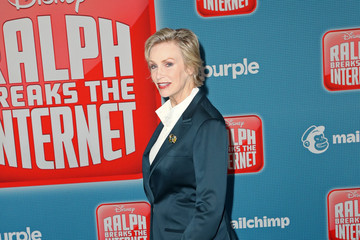 "Jane Lynch Premiere Of Disney's ""Ralph Breaks The Internet"" - Arrivals"